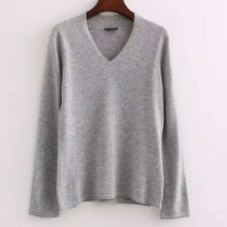 (BRAND NEW) Theory 100% cashmere (Size L) - Samples - only 2 pieces