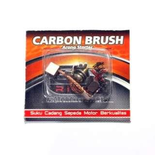 CARBON BRUSH GPX SHOGUN
