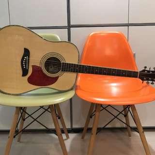 吉他(9成新) 連袋+Capo+Tuner