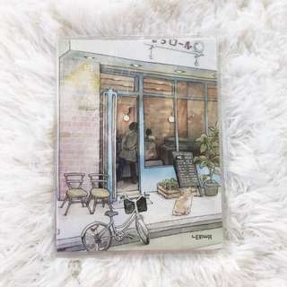 LENWA Cat Café Journal