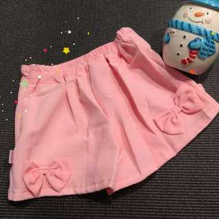 Hottiest Baby girl  short Pant