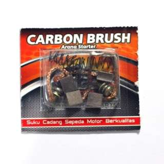 CARBON BRUSH GPX THUNDER-125
