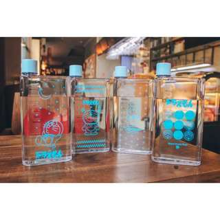 DORAEMON Notebook A6 Bottle / Botol Minum Note Book 320 mL [DO04]