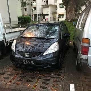 Honda Fit 1.3A