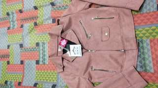 Jaket beludru (zara look a like)