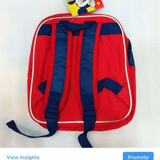 Mickey mouse Bag .