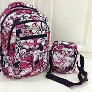2in1 Samsonite Bagpack