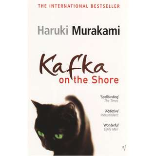 Kafka on the Shore (Haruki Murakami)