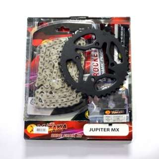 CHAIN KIT YUZAKA JUPITER-MX