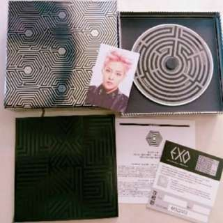 EXO第二張迷你專輯「上癮(Overdose)」