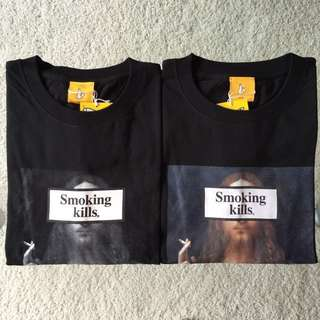FR2 SMOKING KILLS VER 13 TEE