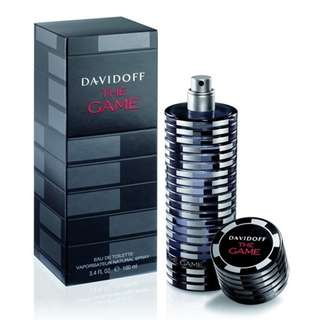 Davidoff The Game EDT for Men (100ml/Tester)