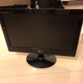 19inchs LG 電腦螢幕 (VGA)