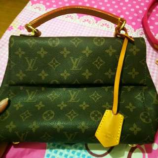 Repriced!!! LV hand bag/sling bag