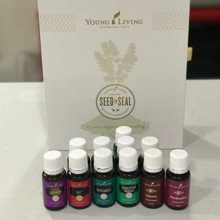 BN Young Living Essential Oils
