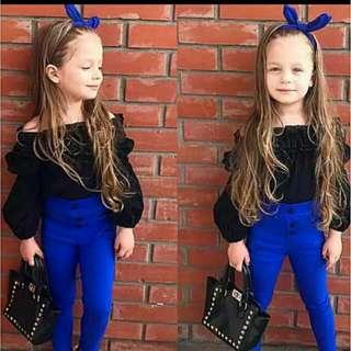 Fashion blouse + bottom