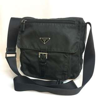 AUTHENTIC PRADA Crossbody nylon
