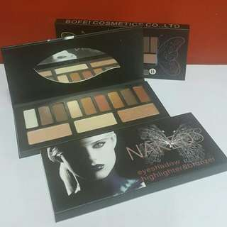 EYESHADOW NAKED SERI B