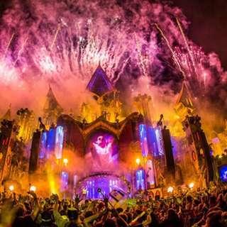Tomorrowland Weekend 1 - price negotiable!