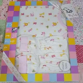 Brand new baby cloth gift set