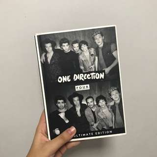 One Direction Four Yearbook Edition