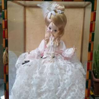 Big french doll from japan