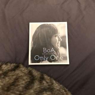 🚚 BoA / 寶兒 Only One(一般版)