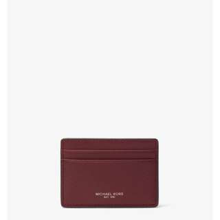 Pre-order: HARRISON LEATHER CARD CASE