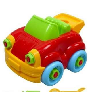 DIY educational kids toys