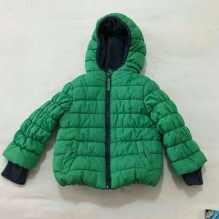 Mother care winter jacket