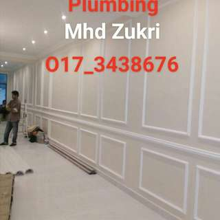 Renovation and plumber