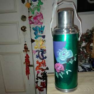 Flower Thermal Flask
