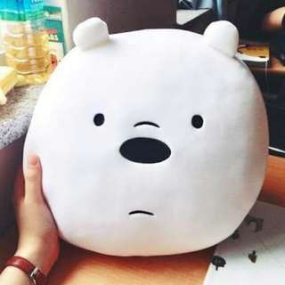 We Bare Bears Limited Edition Nap Pillow