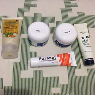 Skincare jerawat