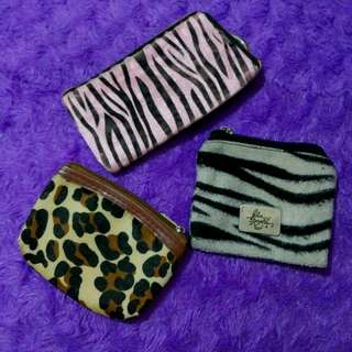 Wallet Bundle For THREE! 😊