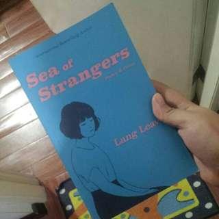 (REPRICED!) Sea of Strangers by Lang Leav