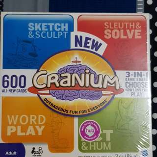 Cranium Board Game New
