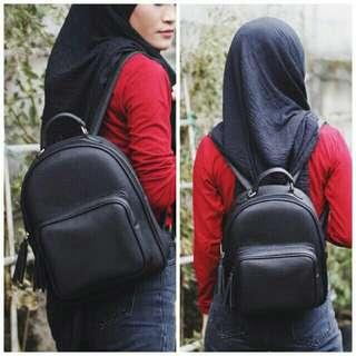 Byan Tasel Blackpack (Black)