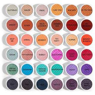 Colourpop Eyeshadow