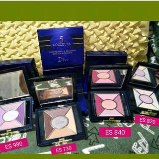 Dior Eyeshadow buy 2 get 1 free! Only $8