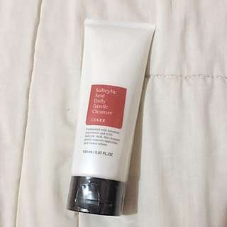 Cosrx Salicylic Daily Gentle Cleanser