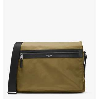 Pre-order: MK KENT LARGE NYLON MESSENGER BAG