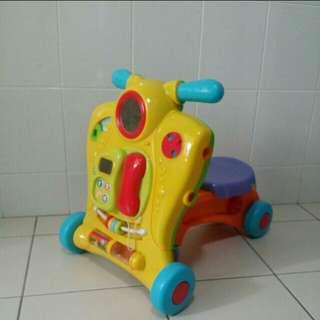CNY Special Baby Walker 2 in 1