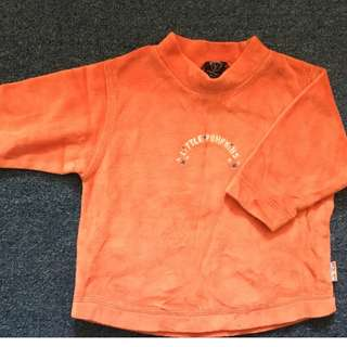 BABY LONG SLEEVE TSHIRT