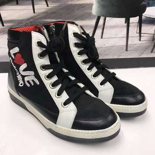 Moschino ankle Sneaker