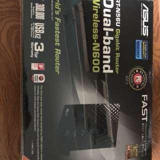 RT-N56U DUAL BAND Wireless N600