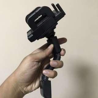 Handphone holder for bikes