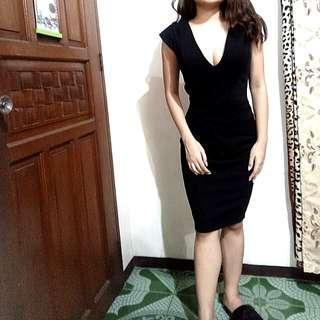 Topshop Bodycon/Bodyfit Dress