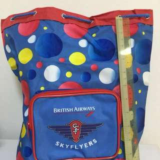 BN Vintage Bag from British Airways