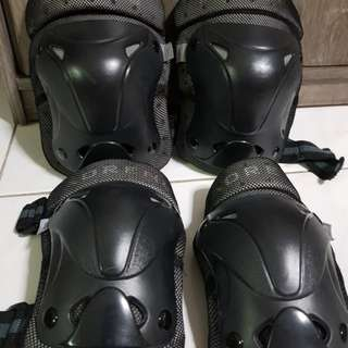 Elbow And Knee Guard